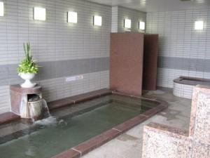 温泉大浴場(サウナ付)
